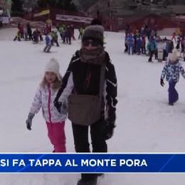 Sport Csi, il campionato provinciale di sci ha fatto tappa al monte Pora