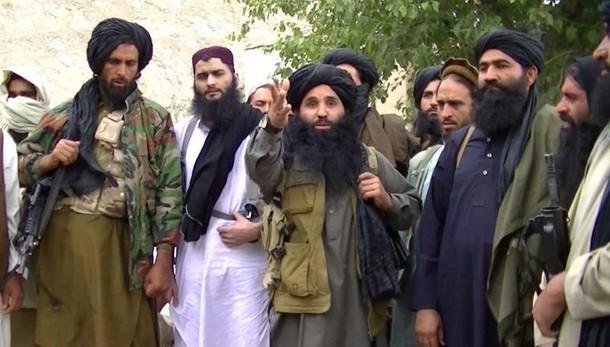 'Talebani controllano 30% Afghanistan'