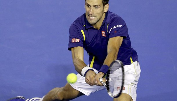 Djokovic vince Open Australia, Murray ko