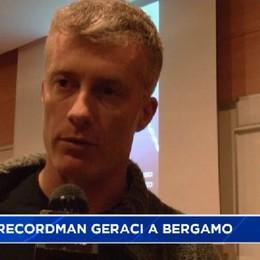 Il recordman Geraci incontra il Centro Sub Bergamo