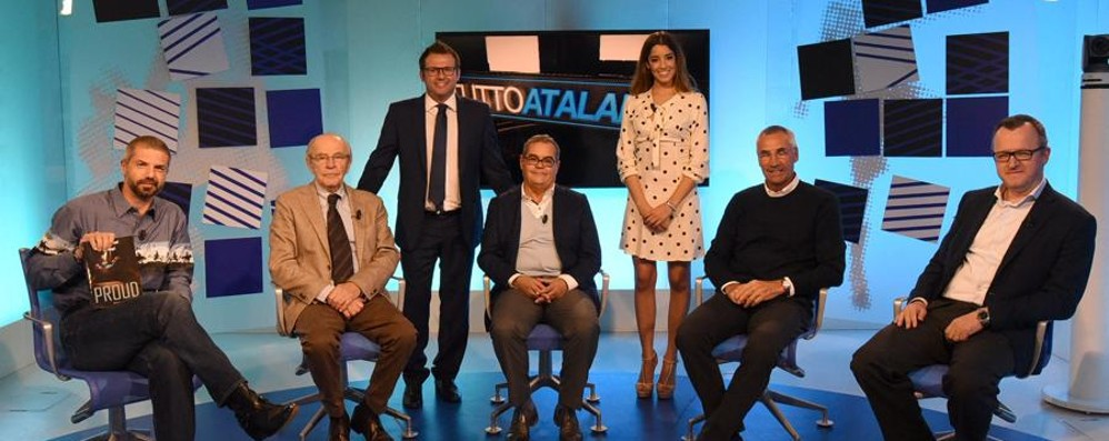 Lunedì torna TuttaAtalanta Ospiti Nicolini e Bortolotti