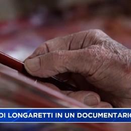 Trento Longaretti, un film  sulla sua vita e la sua arte