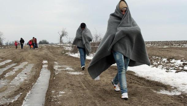 Ultradestra tedesca, sparare su migranti
