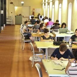 Così l'Università di Bergamo «recupera» anche la città