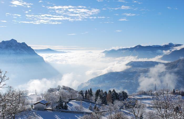 Monte Colombina sopra Bossico