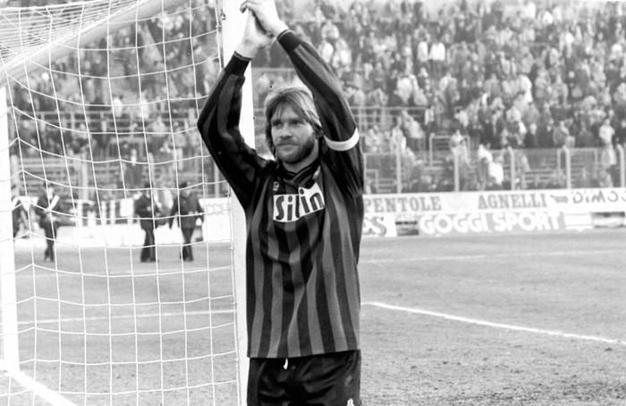Glenn Stromberg, idolo della Bergamo calcistica
