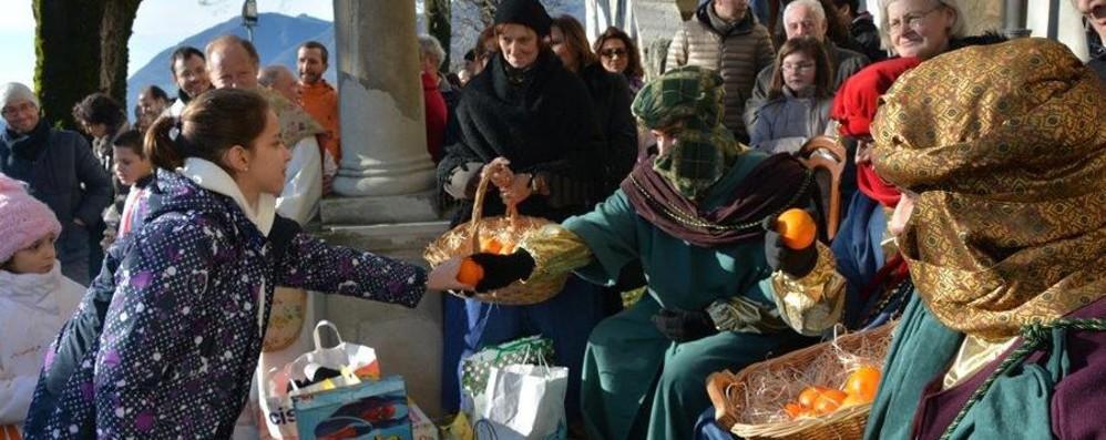 Doni e solidarietà a Casnigo Re Magi, 2 giorni di iniziative