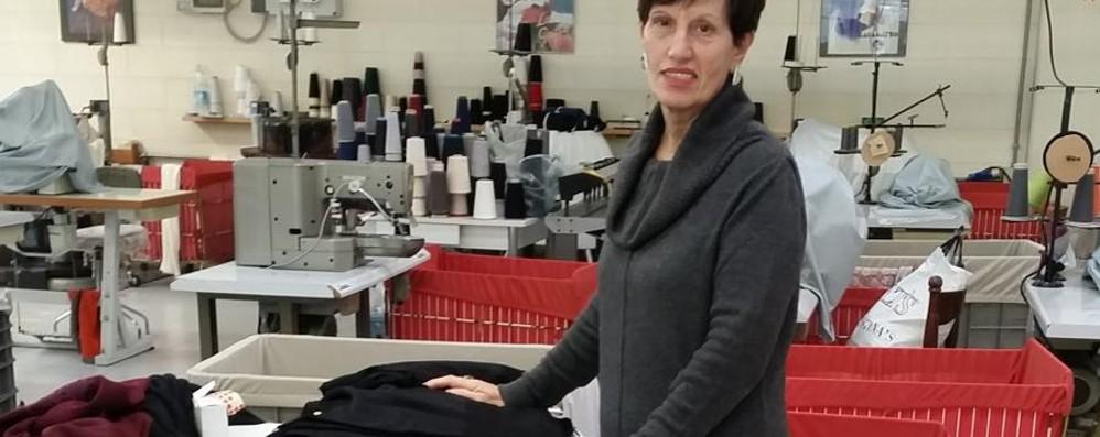 «Ho scoperto la lana prima di camminare» La storia di Liliana, tra coraggio e tenacia