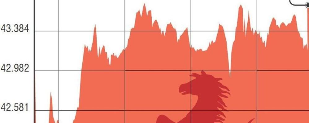 La Ferrari in Borsa Rinascimento italiano