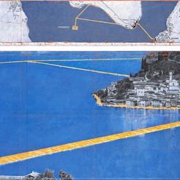 Legambiente sulla passerella di Christo «Attenzione all'impatto che avrà sul lago»