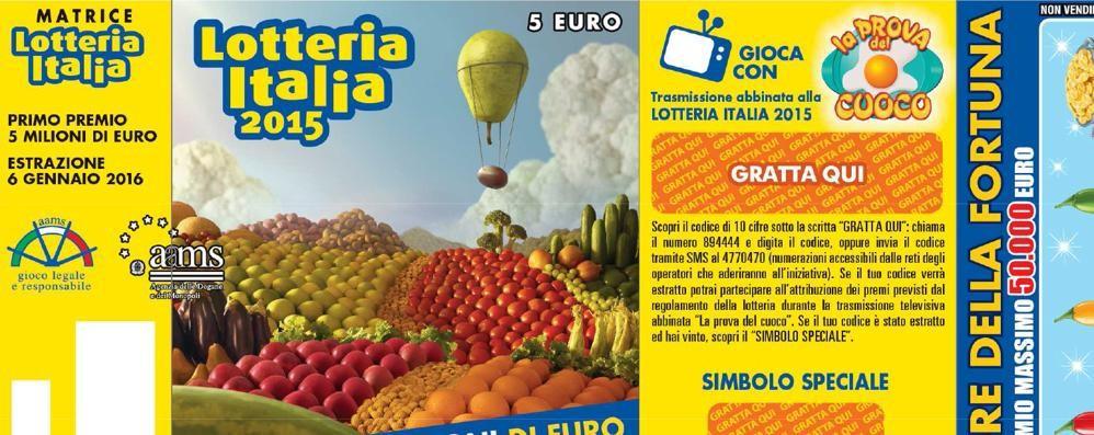 Lotteria, befana avara con Bergamo Solo tre biglietti da 25 mila euro