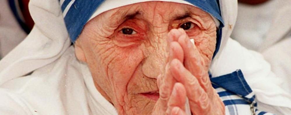 Tutto a testa in giù? Madre Teresa di Calcutta