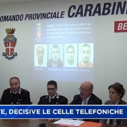 Cividate, indagine Balestra: decisive le celle telefoniche