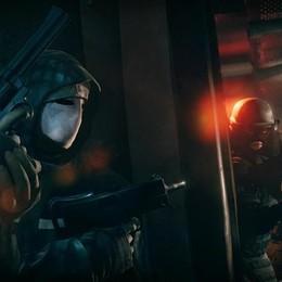 Rainbow Six Siege:  la tattica non è acqua
