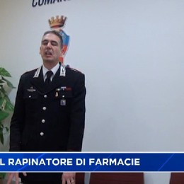 Carabinieri arrestano rapinatore con un ingegnoso stratagemma