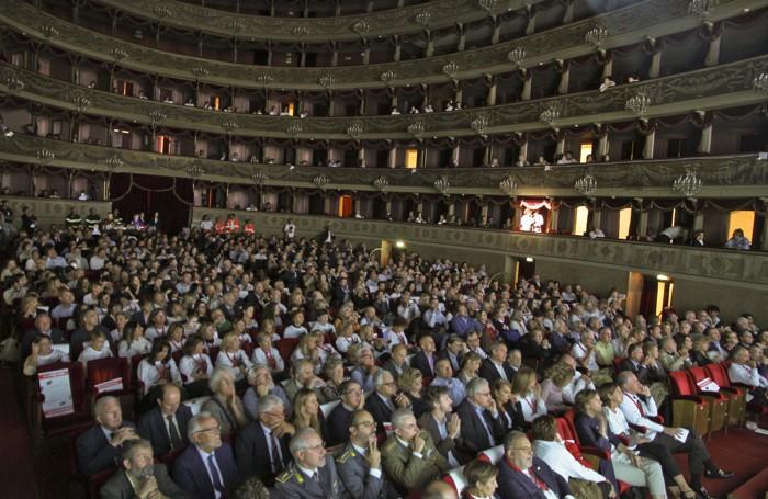 BergamoScienza, l'inaugurazione dell'edizione 2016