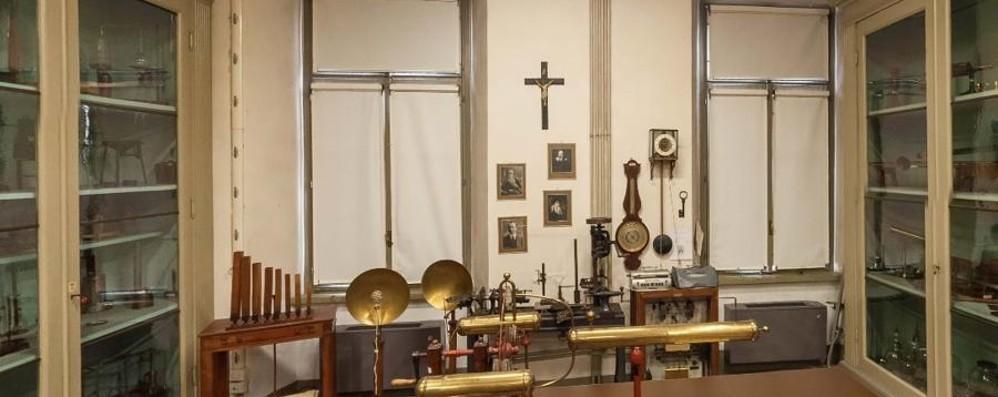Il liceo Sarpi si fa multimediale Va on line il museo del Gabinetto di Fisica