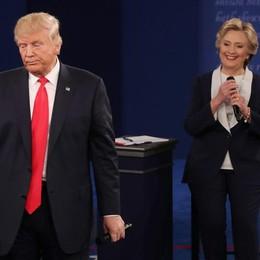 Hillary in testa nei sondaggi ma la partita è ancora aperta