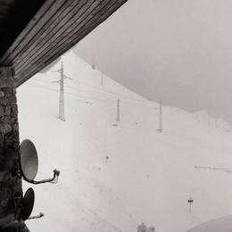 Nevicate al Passo San Marco Scatta la chiusura al traffico