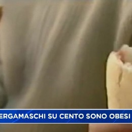 Obesità: una malattia che colpisce l'8,5% dei bergamaschi