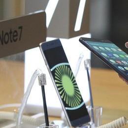 Samsung, stop temporaneo alla produzione di Galaxy Note 7