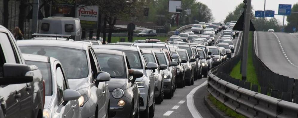 Volete evitare traffico e incidenti?   Lavori e code da Bonate a Bergamo