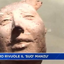 Bergamo rivuole il 'suo' Manzù