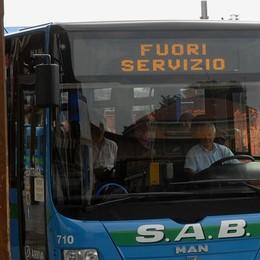 Dipendenti Sab in sciopero Possibili disagi il 21 ottobre