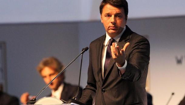 Renzi, da legge spreco 1 mln tonnellate