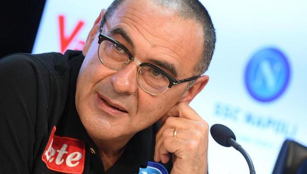 Sarri:Napoli-Roma non deciderà anti-Juve