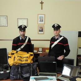 Carabinieri in azione nella Bassa Arresti e denunce per furti e ricettazione