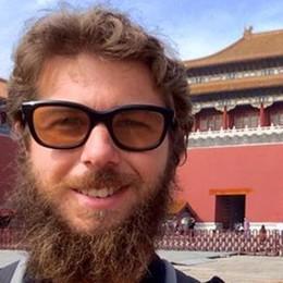 Il giro intorno al mondo di Gianluca Ora è in Cina (senza fretta) - Video