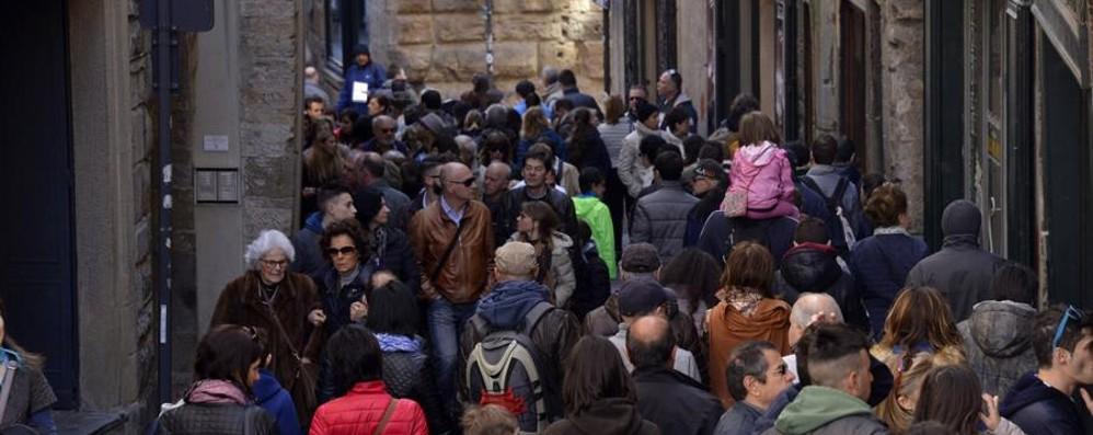 Le grande arie di Donizetti risuonano per le vie di Città Alta