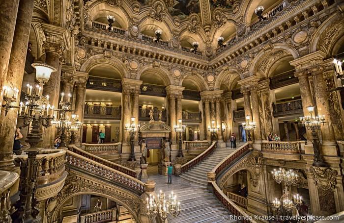 Parigi, Palais Garnier