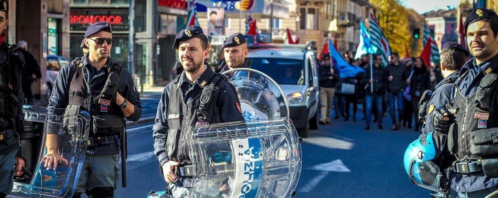 Tagli alla Polizia, i proiettili non bastano Agenti di Bergamo si pagano il poligono