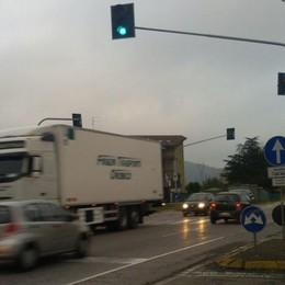 «Via i tir dalla strada provinciale» - Mappa I camionisti protestano contro Montello