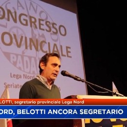 Lega Nord, Belotti confermato segretario provinciale