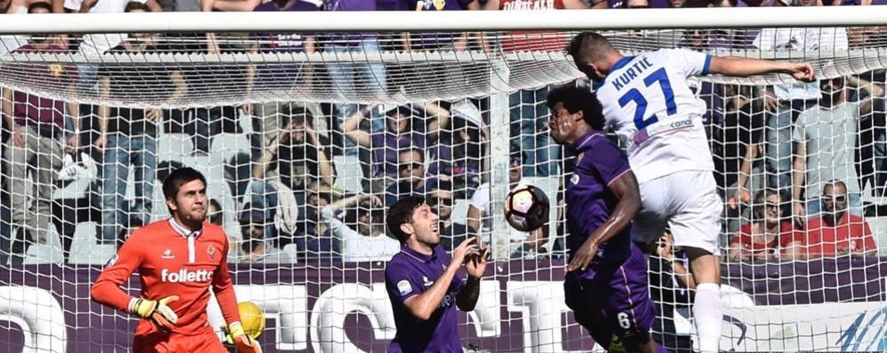 Ottima Atalanta, manca solo il gol Con la Fiorentina finisce 0-0 - Foto