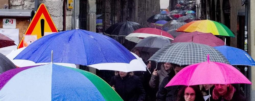 Meteo, settimana capricciosa Tenete gli ombrelli a portata di mano