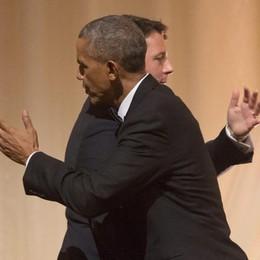 L'appoggio di Obama all'alleato italiano