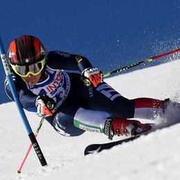 Sci alpino: Goggia è già al cancelletto  «Obiettivi? Andare sempre forte»