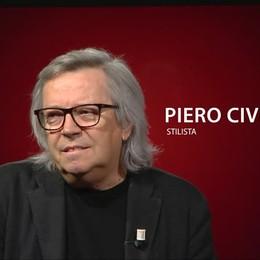 Piero Cividini e le passerelle «Per me la moda? È una brutta parola»