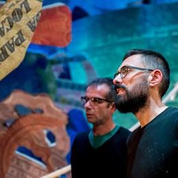 Il Teatro Sociale apre le porte Gratuite le prove di «Olivo e Pasquale»