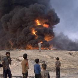 Innocenti di Mosul Il grido del Papa