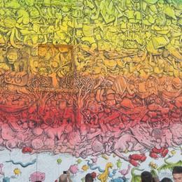 La street art colora Bergamo Nuovi muri a disposizione dei writer