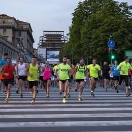 Le bellezze di Bergamo di corsa Spettacolare video di «We Run»