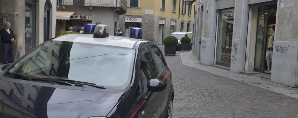 Calvenzano, tentato furto in casa Nei guai casalinga milanese