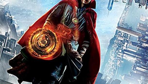 Cumberbatch è Doctor Strange