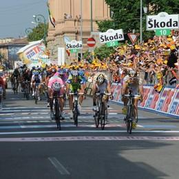 Il Giro d'Italia passa per Bergamo  21 maggio, 5 salite e  l'abbraccio della città