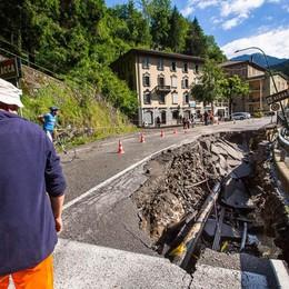 Maltempo,  via libera ai cantieri  Arrivano 923 mila euro in provincia